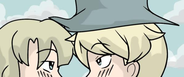 Flirting for Bunnies webcomic banner image